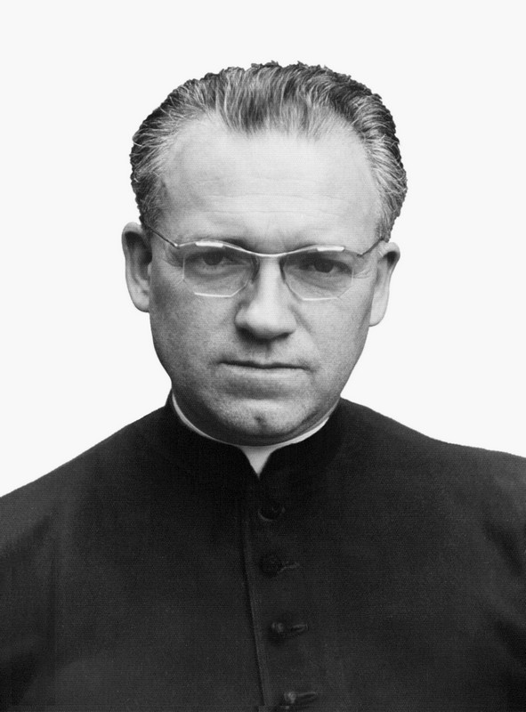 Nagy Tibor plébános 1971-2001.